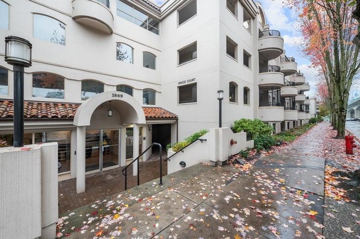 108 1869 SPYGLASS PLACE - False Creek Apartment/Condo for sale, 2 Bedrooms (R2629212)