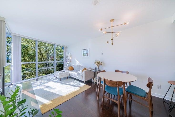 610 14 BEGBIE STREET - Quay Apartment/Condo for sale, 1 Bedroom (R2629217)
