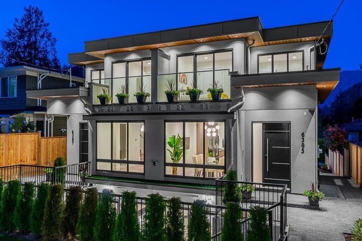 6387 ARGYLE AVENUE - Horseshoe Bay WV 1/2 Duplex for sale, 4 Bedrooms (R2629245)