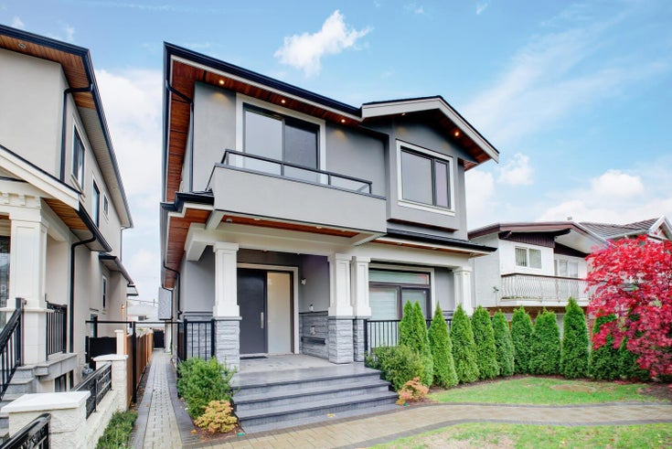 6981 CULLODEN STREET - South Vancouver House/Single Family for sale, 6 Bedrooms (R2629291)
