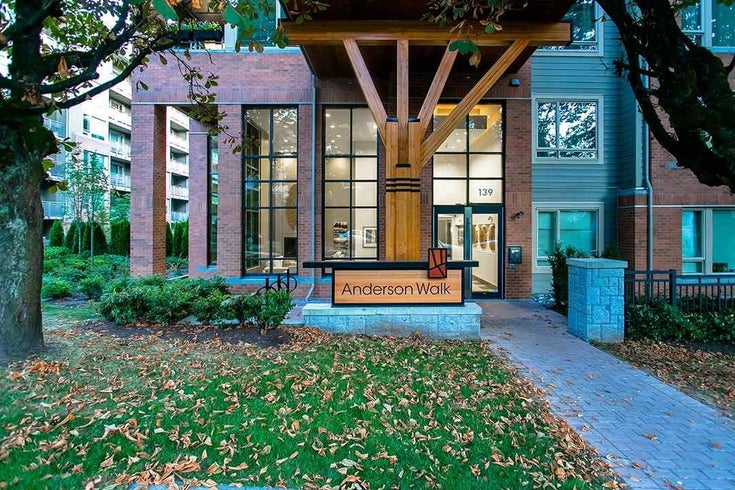 409 139 W 22ND STREET - Central Lonsdale Apartment/Condo for sale, 2 Bedrooms (R2629333)