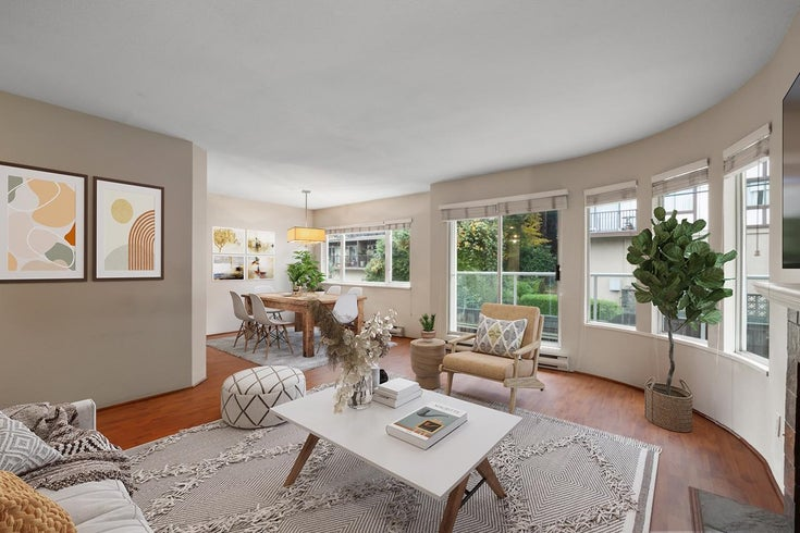 202 320 W 2ND STREET - Lower Lonsdale Apartment/Condo for sale, 2 Bedrooms (R2629337)