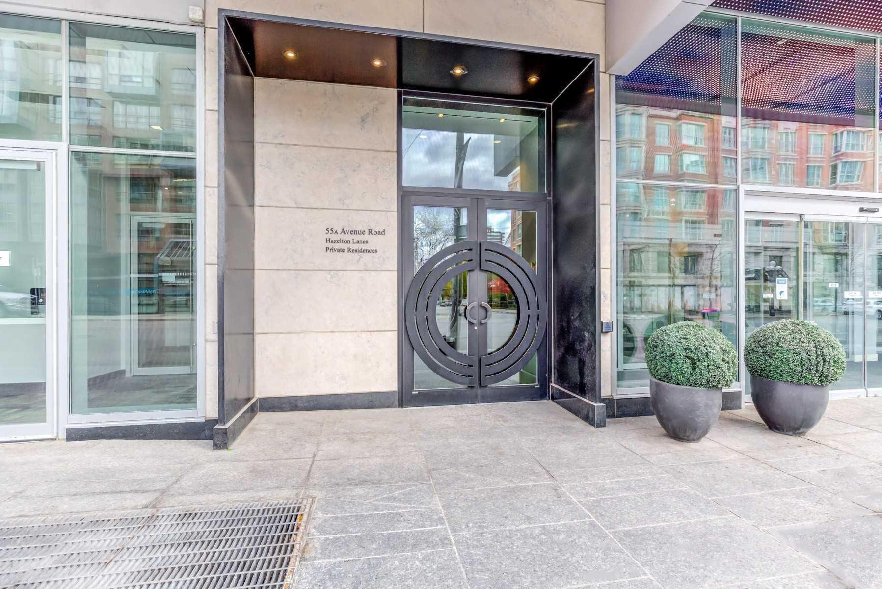 607 - 55A Avenue Rd - Annex Condo Apt for sale, 2 Bedrooms (C5185690) - #12