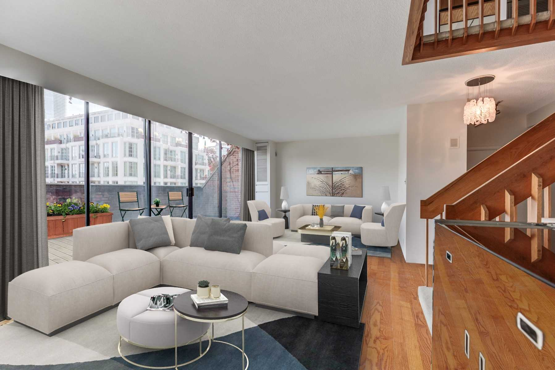 607 - 55A Avenue Rd - Annex Condo Apt for sale, 2 Bedrooms (C5185690) - #2