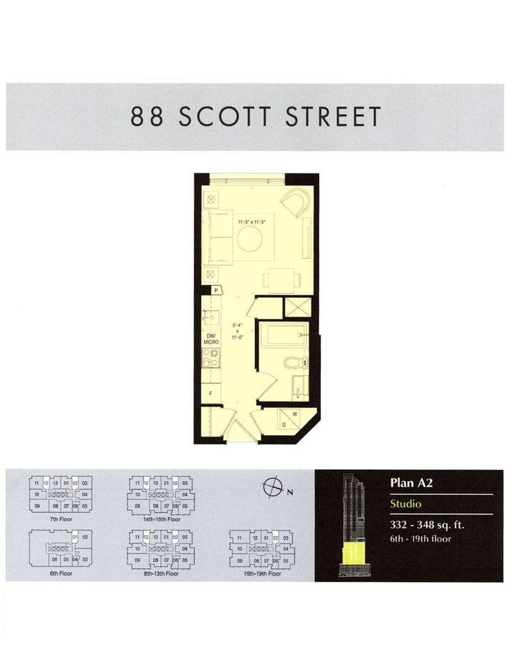 812 - 88 Scott St - Church-Yonge Corridor Condo Apt for sale(C5198314)