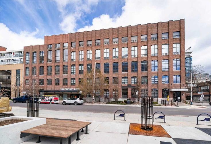 530 - 43 Hanna Ave - Niagara Condo Apt for sale, 2 Bedrooms (C5218335)