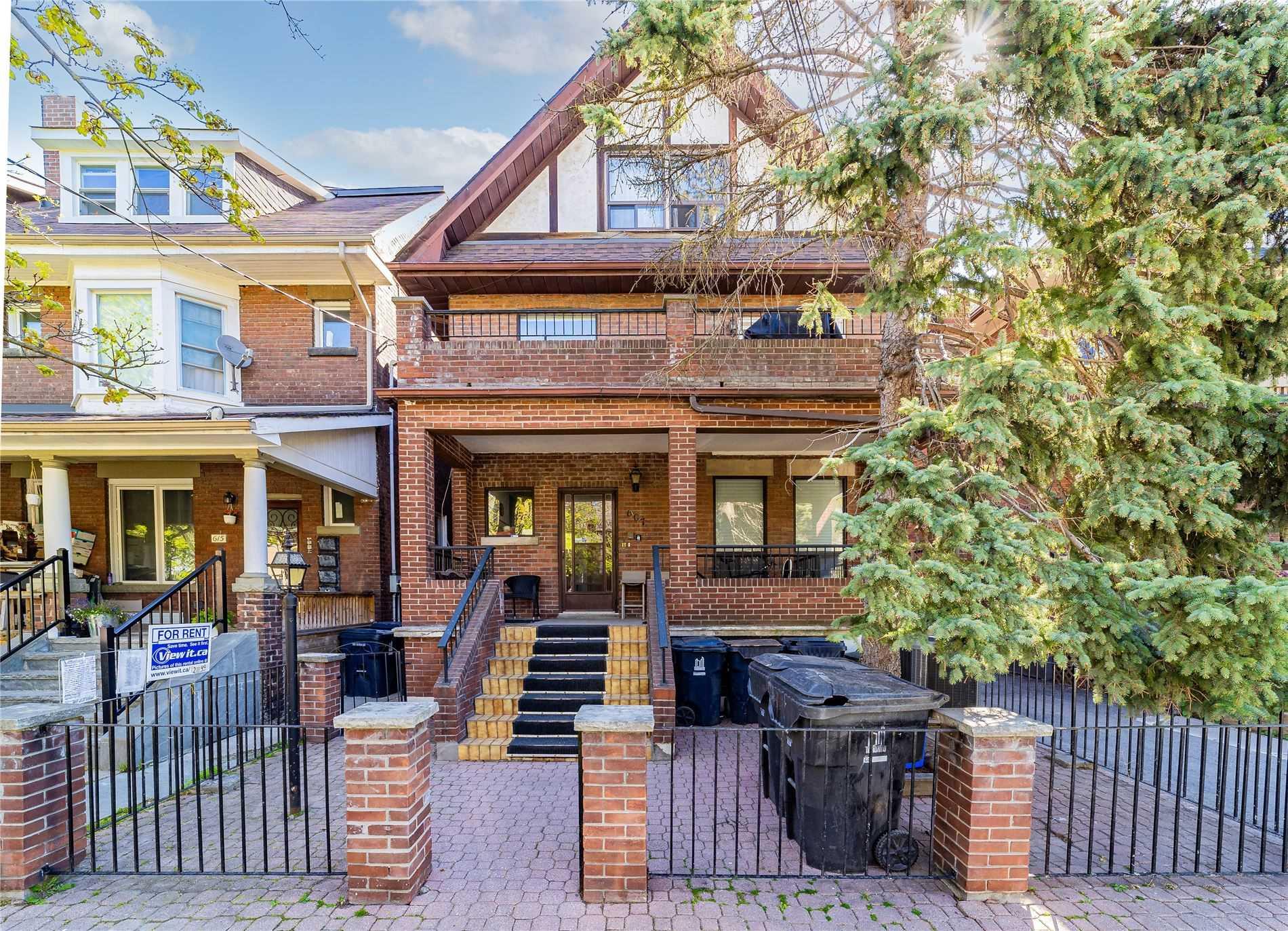607 Huron  St N - Annex Detached for sale, 8 Bedrooms (C5220793) - #1