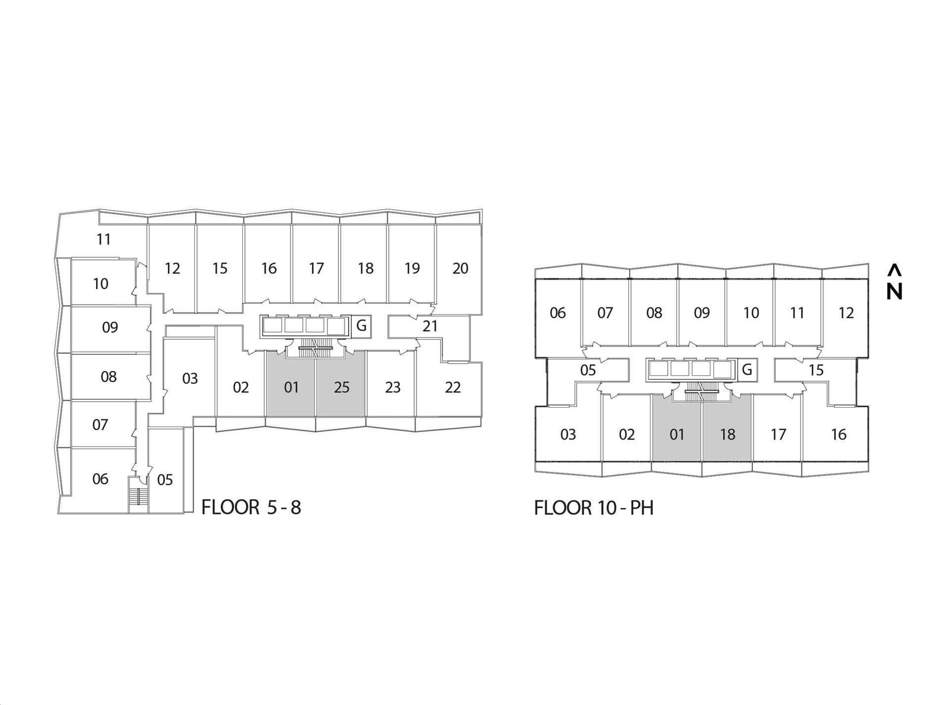 1001 - 85 Wood St - Church-Yonge Corridor Condo Apt for sale, 1 Bedroom (C5221011) - #17