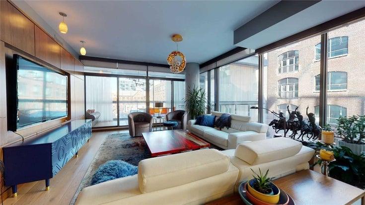 402 - 500 Wellington St W - Waterfront Communities C1 Condo Apt for sale, 3 Bedrooms (C5227974)
