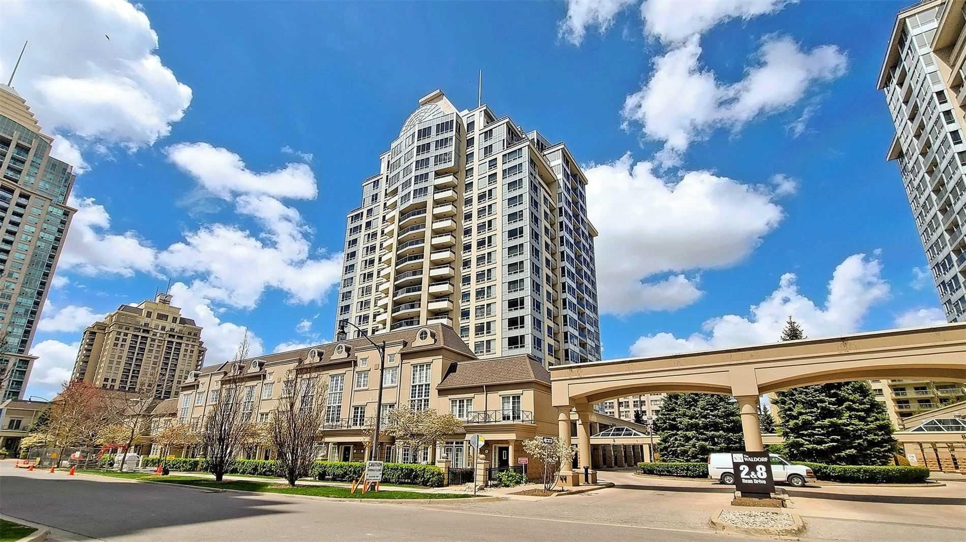 1208 - 2 Rean Dr - Bayview Village Condo Apt for sale, 2 Bedrooms (C5248666) - #1