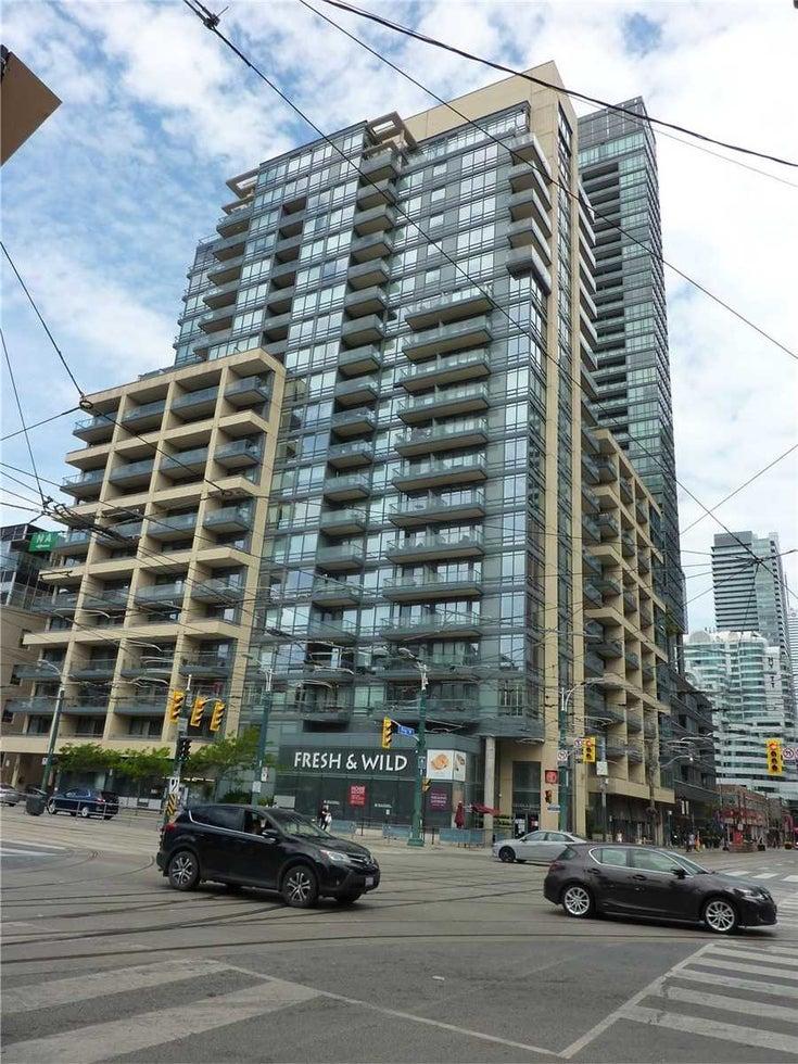 801 - 438 King St W - Waterfront Communities C1 Condo Apt for sale, 1 Bedroom (C5264706)