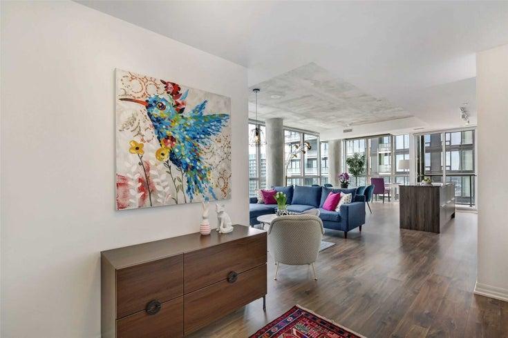 Lph4102 - 88 Blue Jays Way - Waterfront Communities C1 Condo Apt for sale, 2 Bedrooms (C5275333)