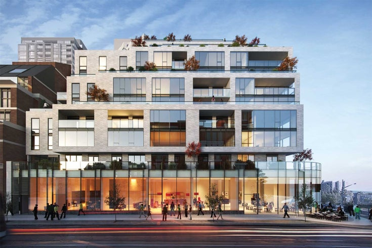 701 - 1181 Queen St W - Little Portugal Condo Apt for sale, 2 Bedrooms (C5282235)