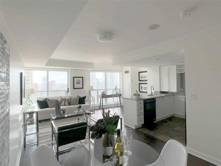3316 - 8 Park Rd - Rosedale-Moore Park Condo Apt for sale, 2 Bedrooms (C5285133)