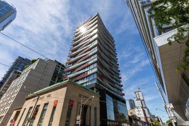 711 - 215 Queen St W - Waterfront Communities C1 Condo Apt for sale, 2 Bedrooms (C5285933)
