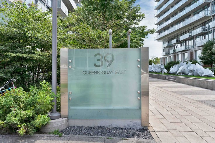 536 - 39 Queens Quay E - Waterfront Communities C8 Condo Apt for sale, 1 Bedroom (C5286374)