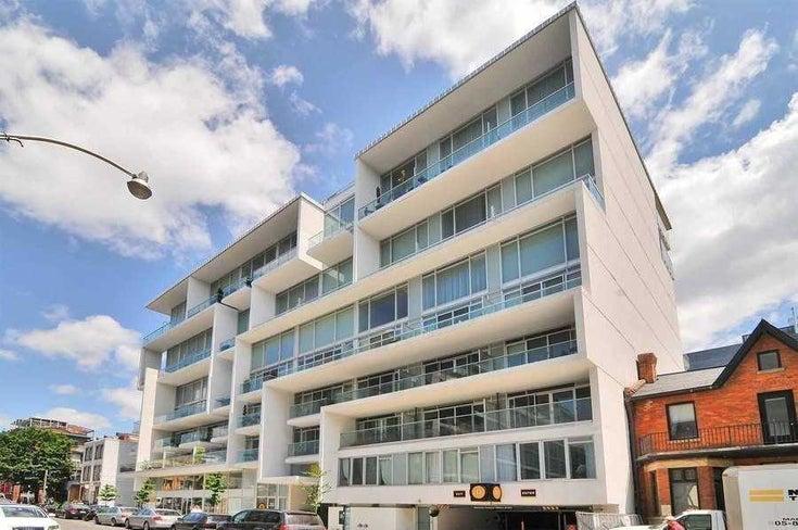 316 - 75 Portland St - Waterfront Communities C1 Condo Apt for sale, 1 Bedroom (C5291809)