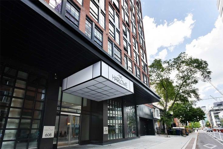 215 - 608 Richmond St W - Waterfront Communities C1 Condo Apt for sale, 2 Bedrooms (C5293398)