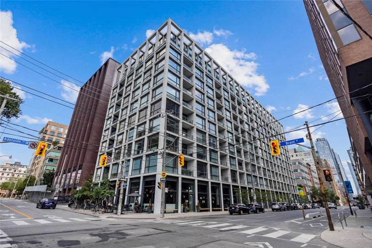 815 - 39 Brant St - Waterfront Communities C1 Condo Apt for sale, 2 Bedrooms (C5302036)