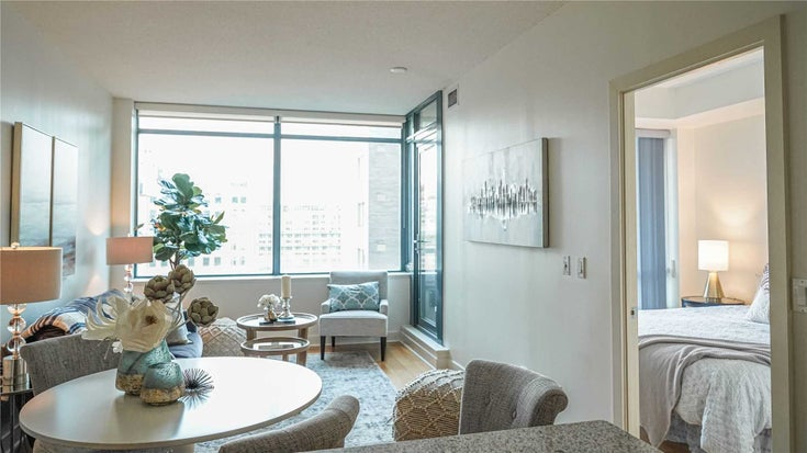 1316 - 438 King St - Waterfront Communities C1 Condo Apt for sale, 1 Bedroom (C5308512)