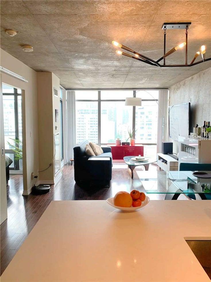- Church-Yonge Corridor Condo Apt for sale, 1 Bedroom (C5318889)