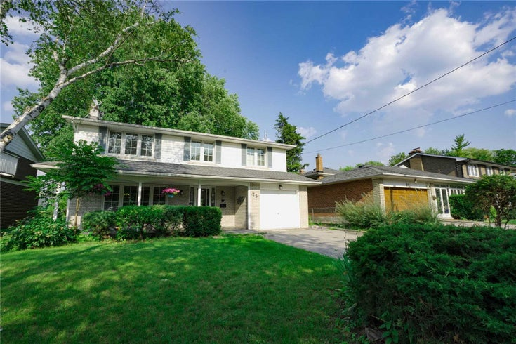 25 Tollerton Ave - Bayview Woods-Steeles Detached for sale, 4 Bedrooms (C5319241)