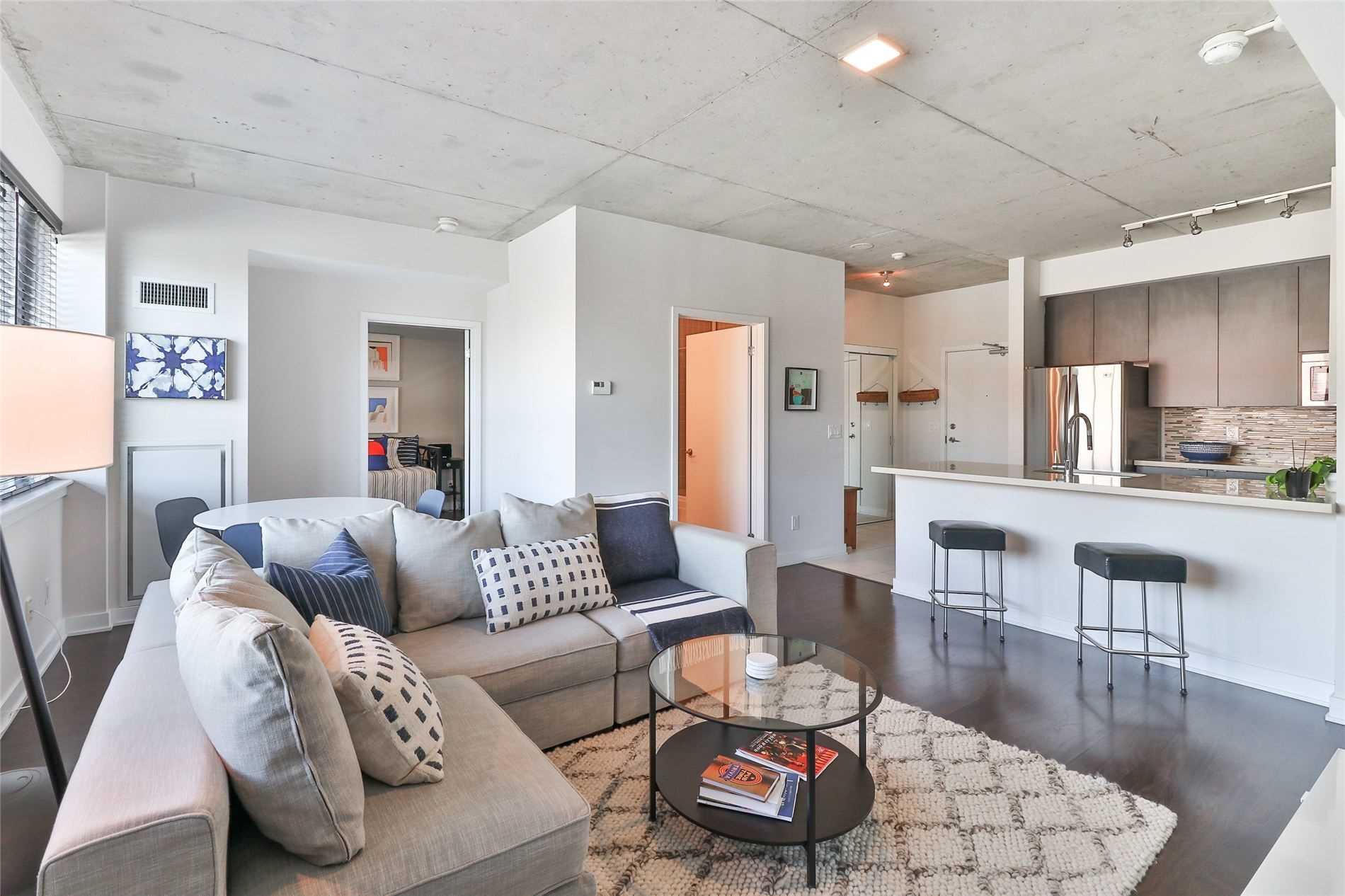 510 - 400 Wellington St W - Waterfront Communities C1 Condo Apt for sale, 2 Bedrooms (C5321788) - #1