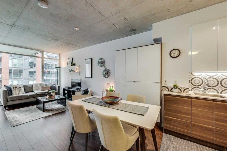405 - 333 Adelaide St E - Moss Park Condo Apt for sale, 1 Bedroom (C5322133)