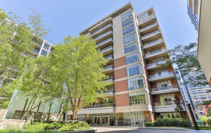211 - 23 Brant St - Waterfront Communities C1 Condo Apt for sale, 1 Bedroom (C5322656)