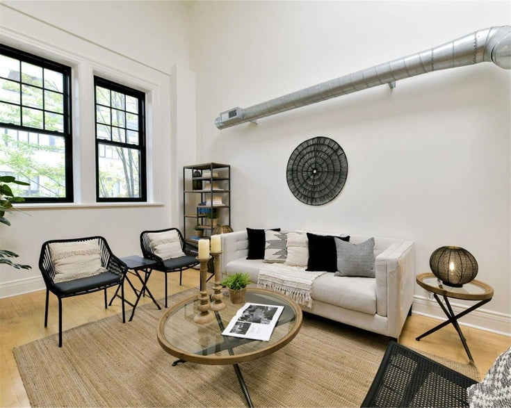 203 - 394 Euclid Ave - Palmerston-Little Italy Condo Apt for sale, 1 Bedroom (C5324872)