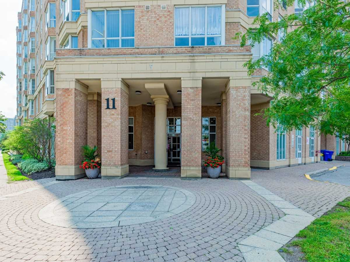 205 - 11 Thorncliffe Park Dr - Thorncliffe Park Condo Apt for sale, 1 Bedroom (C5325039) - #1