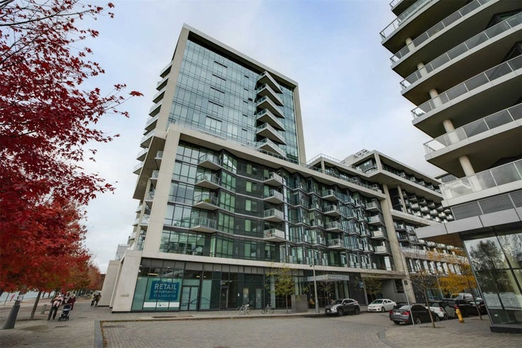 320 - 55 Merchants' Wharf St - Waterfront Communities C8 Condo Apt for sale, 1 Bedroom (C5325357)