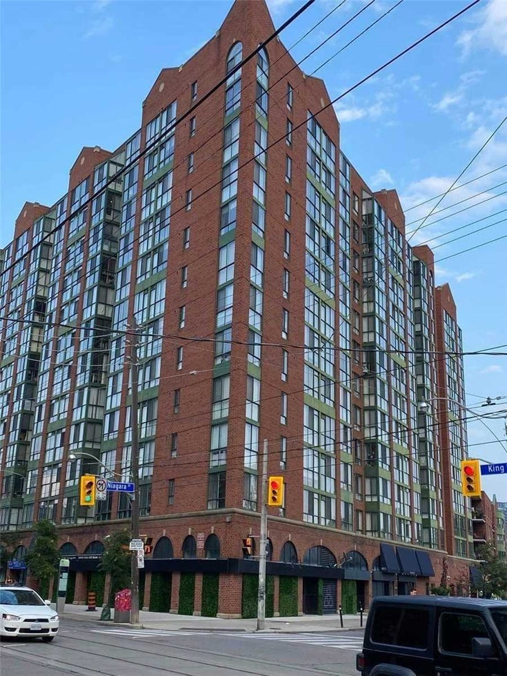 #525 - 801 King St W - Niagara Condo Apt for sale, 1 Bedroom (C5325526)