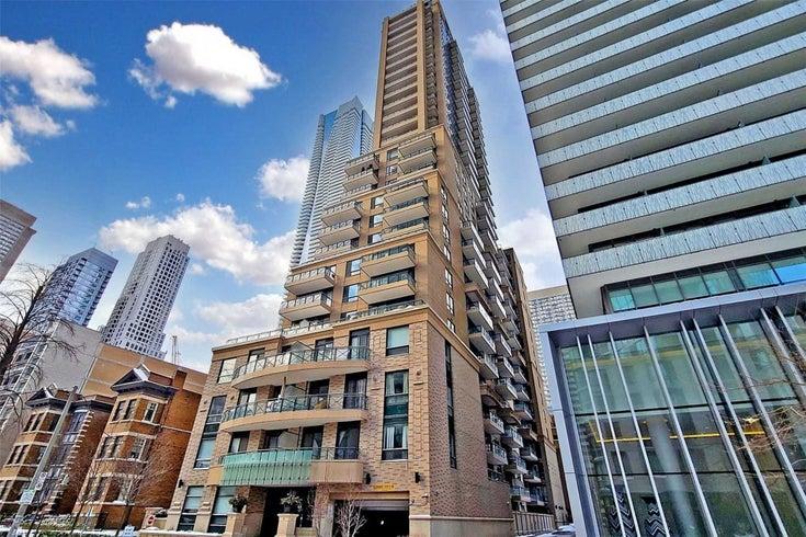 511 - 35 Hayden St - Church-Yonge Corridor Condo Apt for sale, 2 Bedrooms (C5325568)
