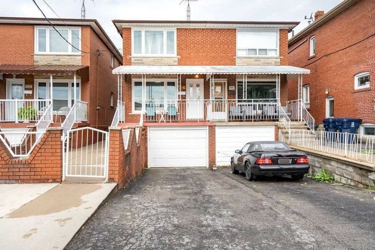306 Concord Ave - Dovercourt-Wallace Emerson-Junction Semi-Detached for sale, 3 Bedrooms (C5326909)