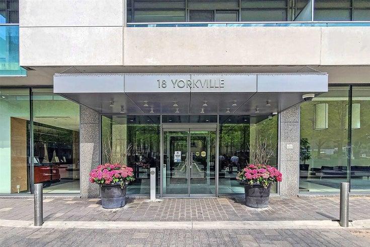 2603 - 18 Yorkville Ave - Annex Condo Apt for sale, 2 Bedrooms (C5342886)