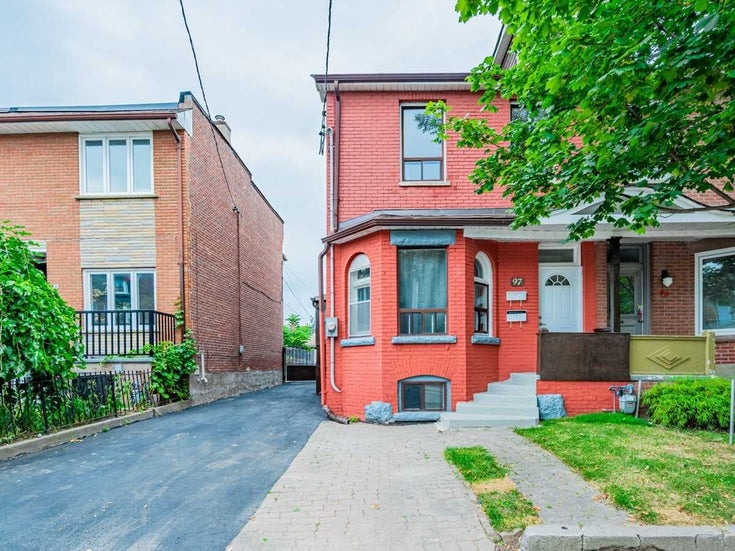 97 Clinton St - Palmerston-Little Italy Semi-Detached for sale, 4 Bedrooms (C5355156)