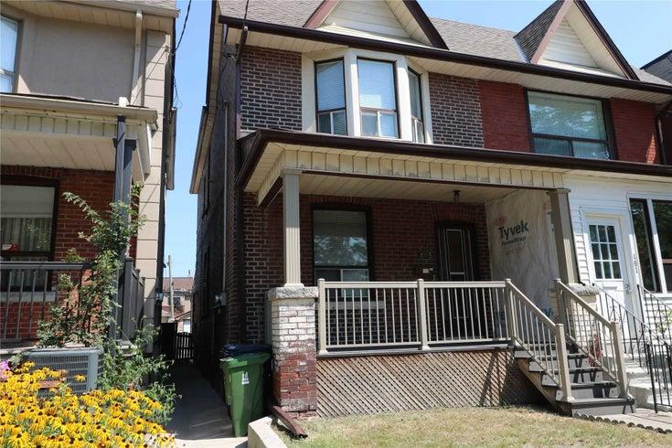 403 Lansdowne Ave - Dufferin Grove Semi-Detached for sale, 3 Bedrooms (C5362594)