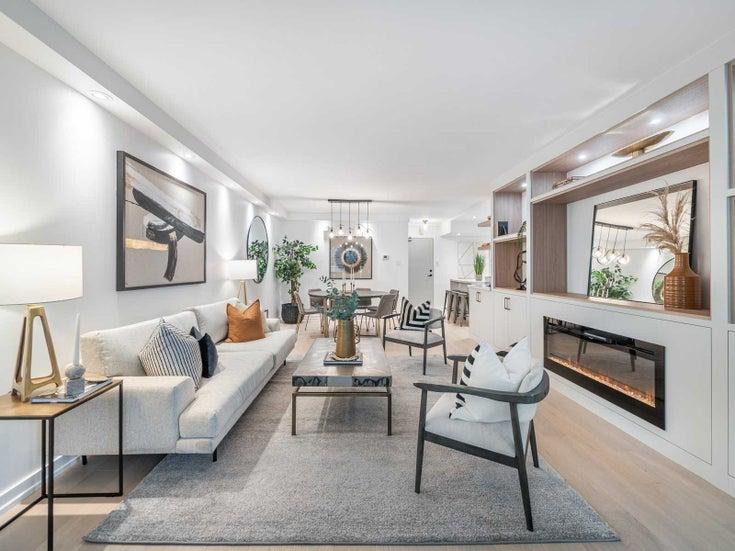 203 - 235 St Clair Ave W - Casa Loma Condo Apt for sale, 2 Bedrooms (C5363516)