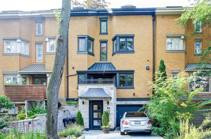 1B Lynwood Ave - Casa Loma Att/Row/Twnhouse for sale, 3 Bedrooms (C5366108)