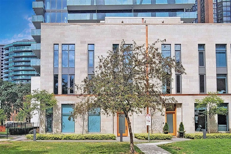 Th05 - 63 St Mary St - Bay Street Corridor Condo Townhouse for sale, 3 Bedrooms (C5366265)