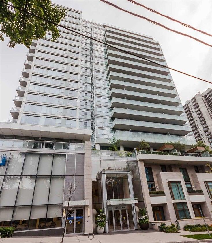 1806 - 170 Avenue Rd - Annex Condo Apt for sale, 2 Bedrooms (C5367479)