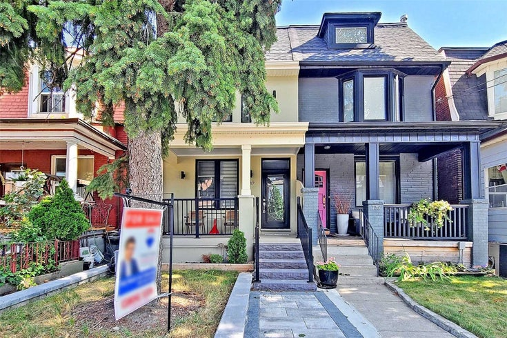 737 Shaw St - Palmerston-Little Italy Semi-Detached for sale, 4 Bedrooms (C5367858)