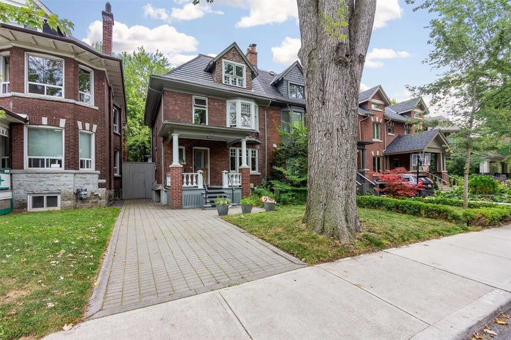 499 Palmerston Blvd - Palmerston-Little Italy Semi-Detached for sale, 3 Bedrooms (C5368768)