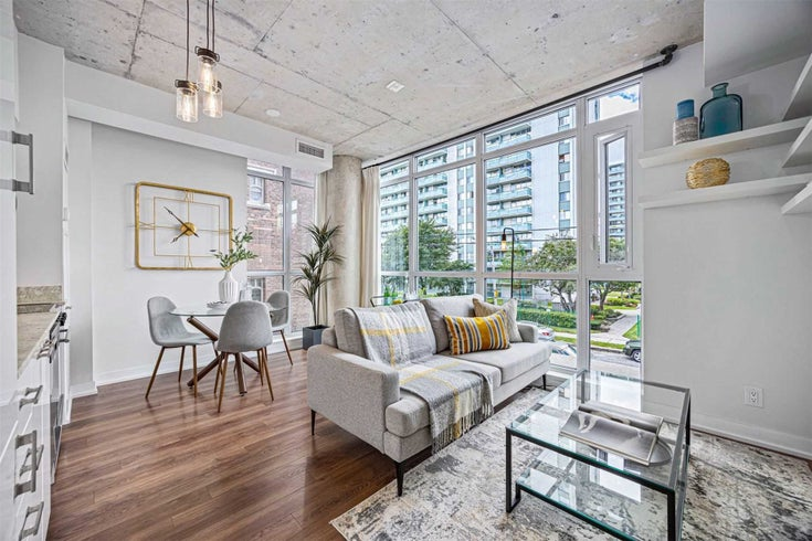 205 - 707 Dovercourt Rd - Palmerston-Little Italy Condo Apt for sale, 2 Bedrooms (C5368849)