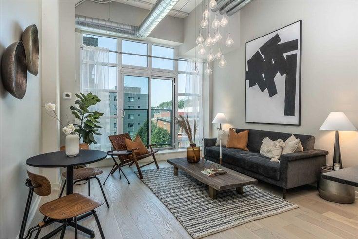 313 - 380 Macpherson Ave - Casa Loma Condo Apt for sale, 1 Bedroom (C5372086)