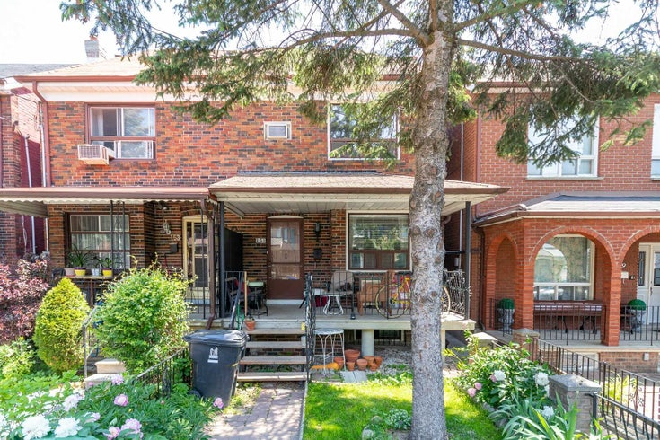 151 Bellwoods Ave - Trinity-Bellwoods Semi-Detached for sale, 3 Bedrooms (C5372254)