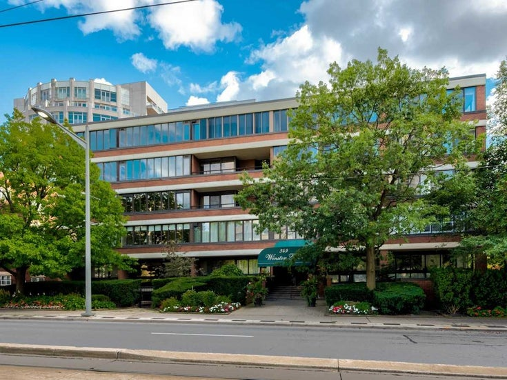403 - 349 St Clair Ave W - Casa Loma Condo Apt for sale, 2 Bedrooms (C5374261)