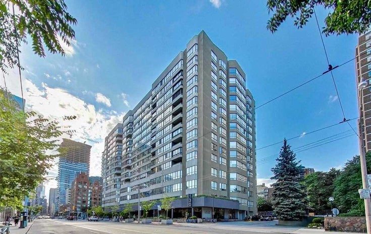 607 - 130 Carlton St - Cabbagetown-South St. James Town Condo Apt for sale, 2 Bedrooms (C5374892)