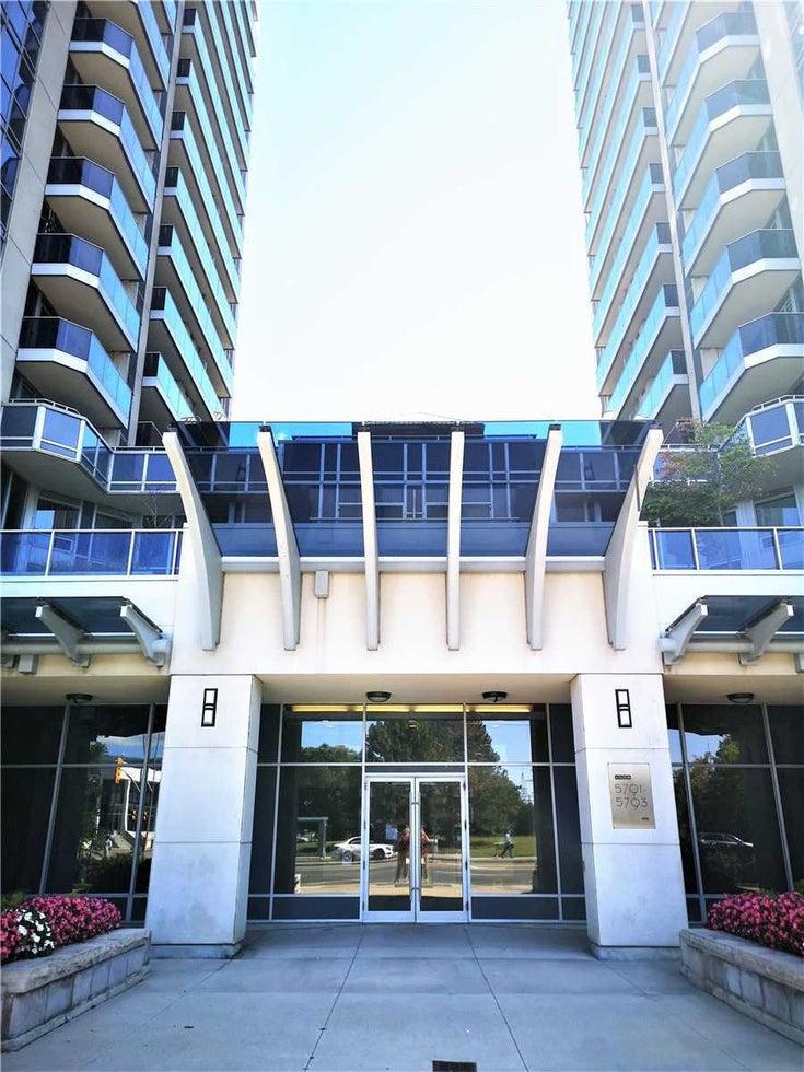 203 - 5793 Yonge St - Newtonbrook East Condo Apt for sale, 2 Bedrooms (C5375241)